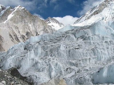 Khumbu Icefall - Sagarmatha NP - Himalayas