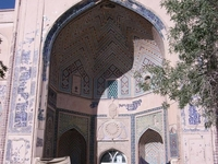 Khwaja 'Abd Allah Ansari Shrine