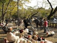 Kichijoji Inokashira Parque Onshi