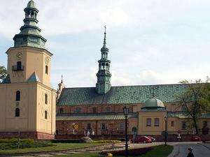 Kielce Catedral