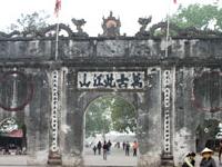 Kiep Bac Templo