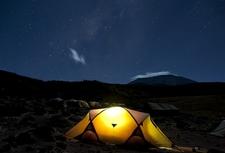 Kikelelwa Cave Campsite - Rongai Route - Kilimanjaro Tanzania