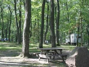 Kilby Lake Campground
