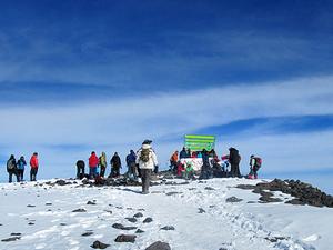 Kilimanjaro Climbing-Marangu Route Photos