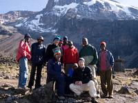 Mountain Climbing - Machame