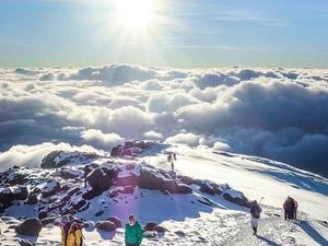 Mount Kilimanjaro Hike 7 Days Lemosho Route Photos