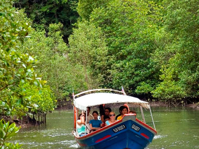 Kilim River Cruise - Kedah
