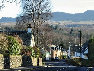 Killearn Village - Scotland