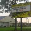 Kinder High School Located West Of Town