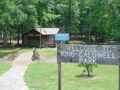 King  Caldwell  Park