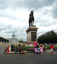 Rey Rama V Monumento