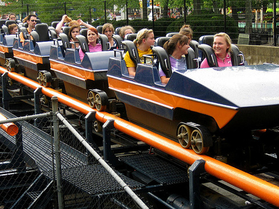 Kings Island Ride