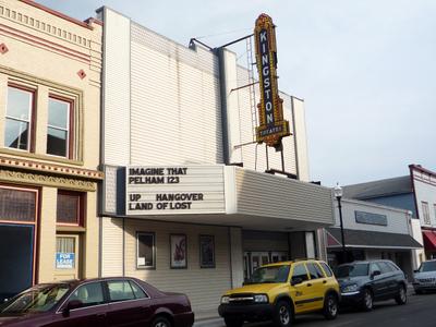 Kingston Theater Downtown Cheboygan