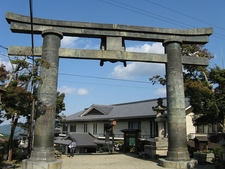 Kinpusenji Keneno Torii