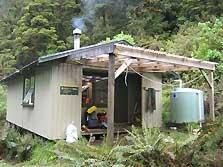 Kintail Hut