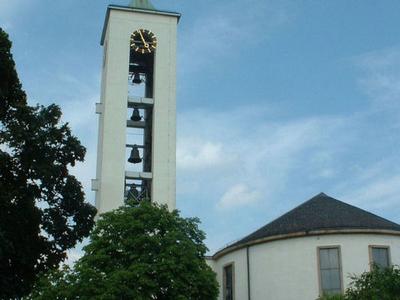 Kirche Gartenstadt Ludwigshafen