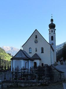 Kirche Zum Heiligen Sebastian