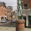 Kirriemuir Peter Pan Statue