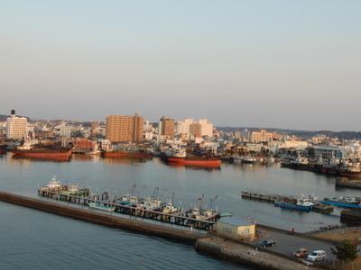 Kisarazu  Port