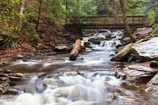 Kitchen Creek - Ricketts Glen State Park - Pennsylvania