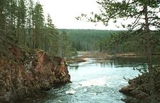 Kiutaköngäs Rapids - Kuusamo - Finland
