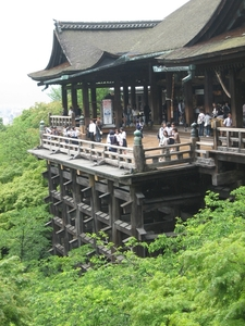 Kiyomizu Dera Beams