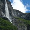 View Of Kjelfossen