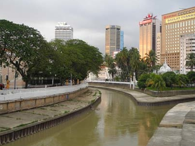 Klang River Walk