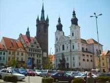 Klatovy Town