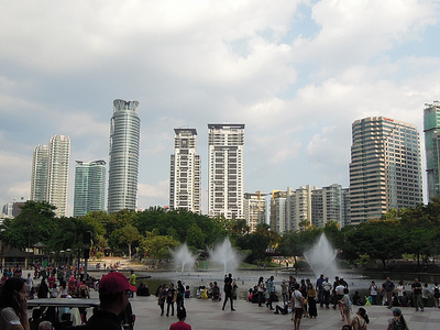 KLCC District Cooling