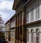 Universidad de Pécs Biblioteca - Biblioteca Klimo