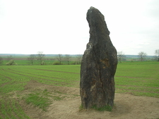 Klobuky Stone - Central Bohemian - Czech Republic