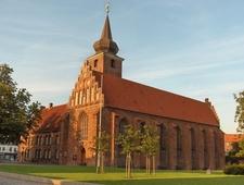 The Klosterkirken In Nykobing Falster