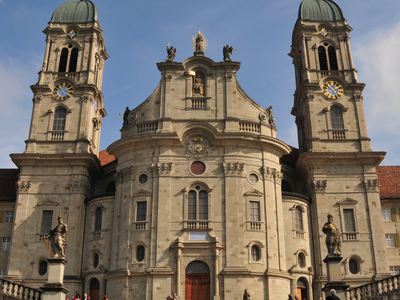 Abbey Of Einsiedeln