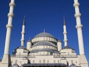 Kocatepe Mezquita
