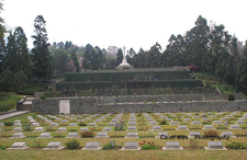 Kohima World War II Cemetery