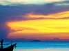 Koh Samui Sunset With Fishing Boat