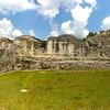Kohunlich Panorama - Quintana Roo - Mexico