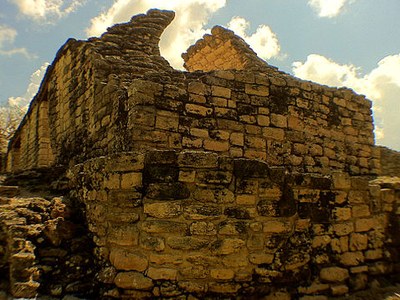 Kohunlich - Quintana Roo - Mexico