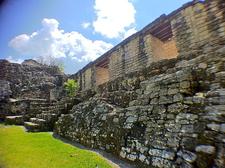 Kohunlich Steps - Quintana Roo - Mexico