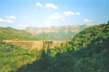View Of Kolkewadi Dam