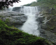 Kollam Waterfalls
