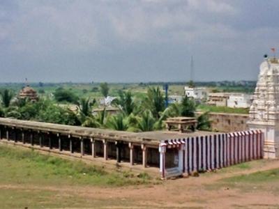 Kollapur Temple