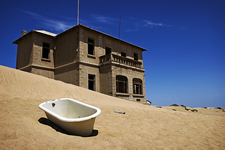 Kolmanskop Desert Ghost Town