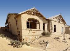Kolmanskop Ghost Town Ruins