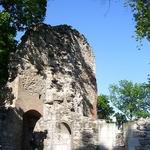 Iglesia y monasterio franciscanos Ruinas