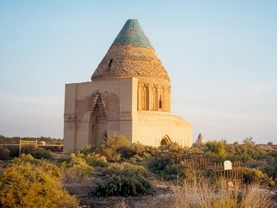 Soltan Tekes Mausoleum