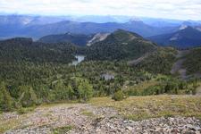 Kootenai Lakes Trail At Glacier - Montana - USA