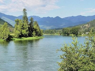 Kootenai River View