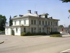Köping Railway Station